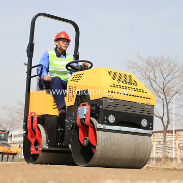 Smooth Wheel 1 Ton Mini Asphalt Roller