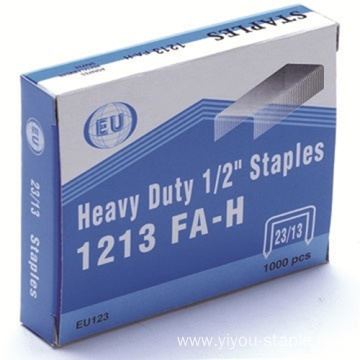 Metal Silver Stainless Steel 23/15 Heavty Duty Staples