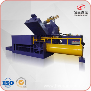 Hydraulic Aluminum Copper Steel Metal Scrap Baling Machine
