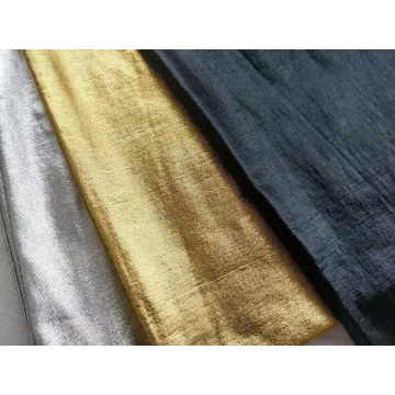 Fdy Foil Knitting Fabric