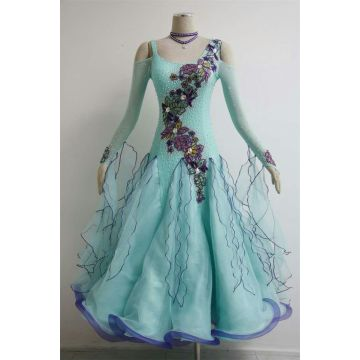 Ballroom dance dresses for kids