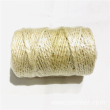 Natural Hemp String Eco-friendly Round Sisal Rope