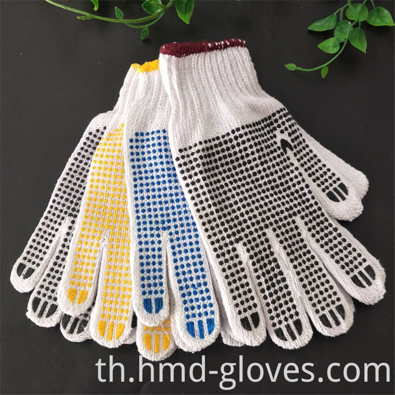 Dotted Gloves 24