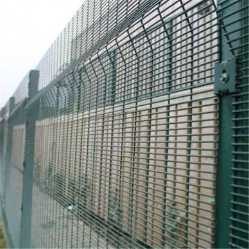 No blind spots 358 anti-climbing prison fences