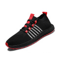 Fashion Breathable Fly Knit Shoes