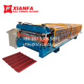 Double Decker Forming Machine for Metal Wall