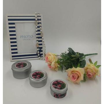 Wholesale Metal Tin Candles
