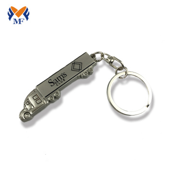 Metal personalized keychain gift for boyfriend