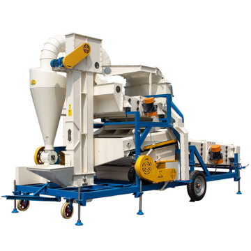 Sesame Peanut Grain Seed Cleaning and Grading Machine