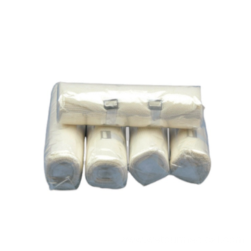 First Aid Medical Sterile Cotton Elastic PBT Bandage