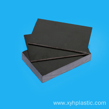 Black Epoxy Glass Laminate Cloth FR4 Sheet
