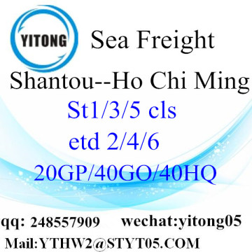 Custom Clearance From Shantou to Ho Chi Minh