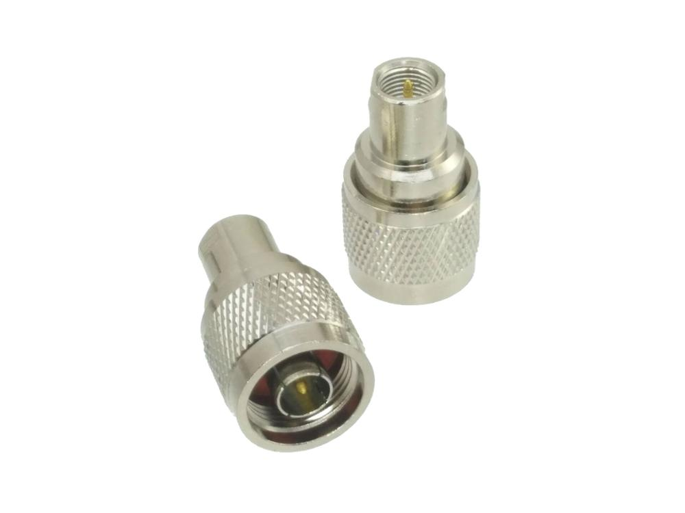10pcs Conversion Adapter N male to FME male Plug RF connector for Communication