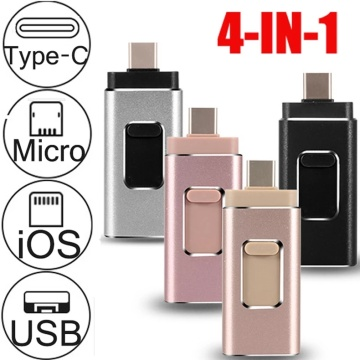 New 4 in 1 OTG USB Flash Drive
