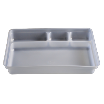 medication functional foggy sterile plastic blister tray