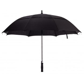 Auto Open Golf Umbrella Windproof