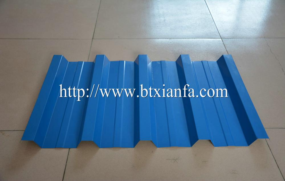 Color Steel Metal Roll Forming Machine