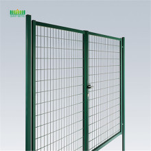 Fence gate building kit