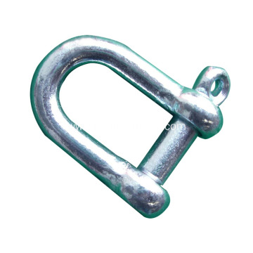 Quick Release Forged D Shackle