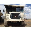 Terex non-highway off-road rigid mining dumper truck TR60