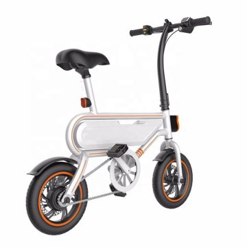 12'' 350W Light weight Adult Foldable Electric Bicycle