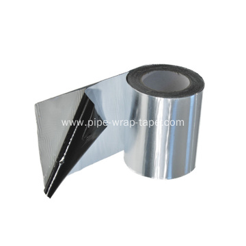 Aluminum Foil Butyl Rubber Waterproof Protection Tape
