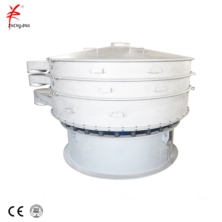 Vibrating sieve separator grader for sale