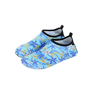 Rowing speed interference water shoes