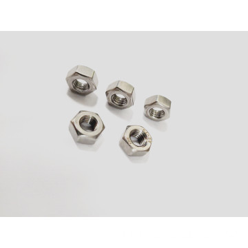Coarse Step Hexagon Nut With Hexagon