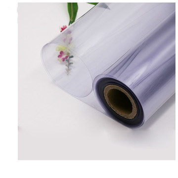 Rigid Transparent Clear PVC Plastic Sheet