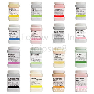 16Types Hydro Peel Off Jelly Facial Mask