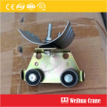 Crane Festoon Cable Pulley