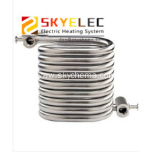 Durable Spiral Stainless Steel Steam cooling tube
