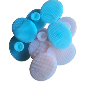 Soft Flexible Silicone Face Washing Brush