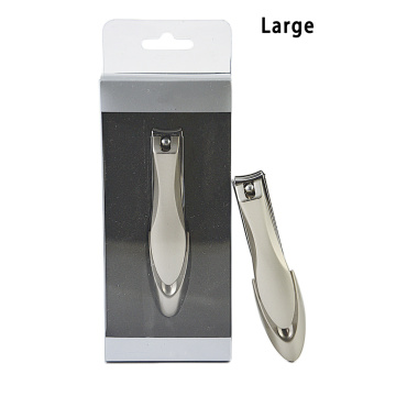 Fingernail clippers quickfinder nail clipper