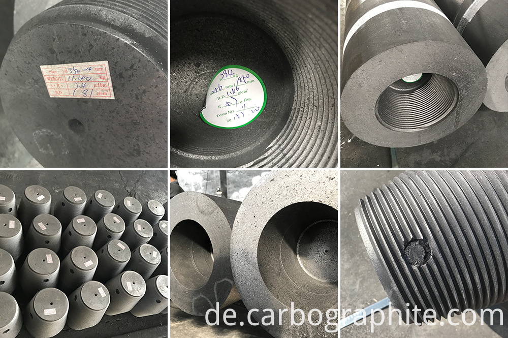 Impregnation Power Graphite Electrodes IP