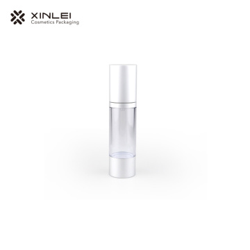 20ml Cosmetic Container Airless Alu Pump Bottle