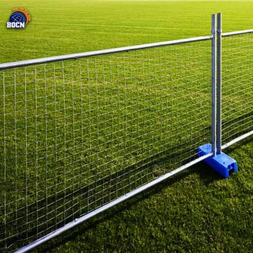 75x75mm Mesh opening Temporary fence