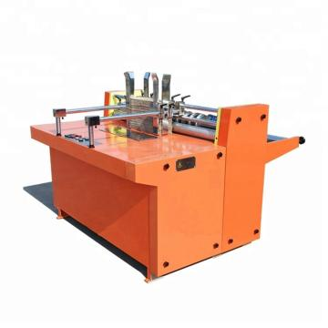 High Speed automatic clapboard partition slotter machine