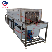 Commerical Plastic Crate Poultry Crate Washer Machine