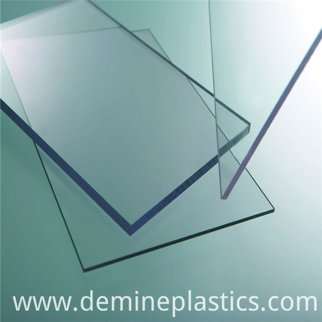 Polycarbonate Sheet Barrier
