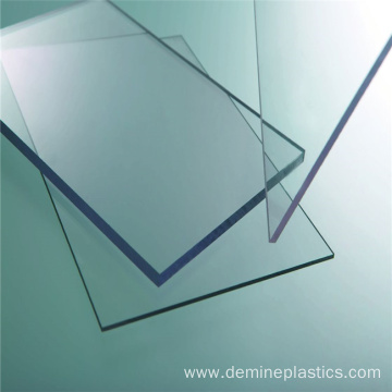 Professional custom cutting clear polycarbonate board