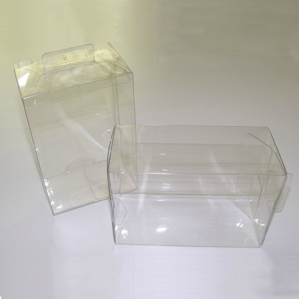Plastic Soft Crease Folding Box Package No Printing for Teas or Spices with Factory Price