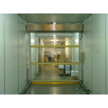 Automatic High Speed Rapid Roller Garage Door