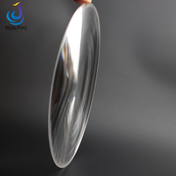 PMMA fresnel lens for traffic light