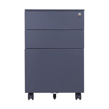 Office Furniture Steel Filing Cabinet 3 Drawer