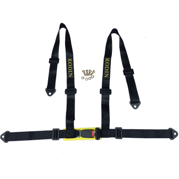 2 Inch 4 point Buckle Car Auto Racing Sport Seat Belt Safety Racing Harness(K8-4002 )car accessories