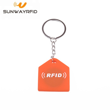 Door Access Control customized 13.56MHz RFID keyfob