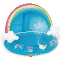 kid inflatable spray Pool ball pool