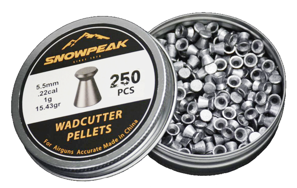 Wadcutter Lead Pellet 5.5mm